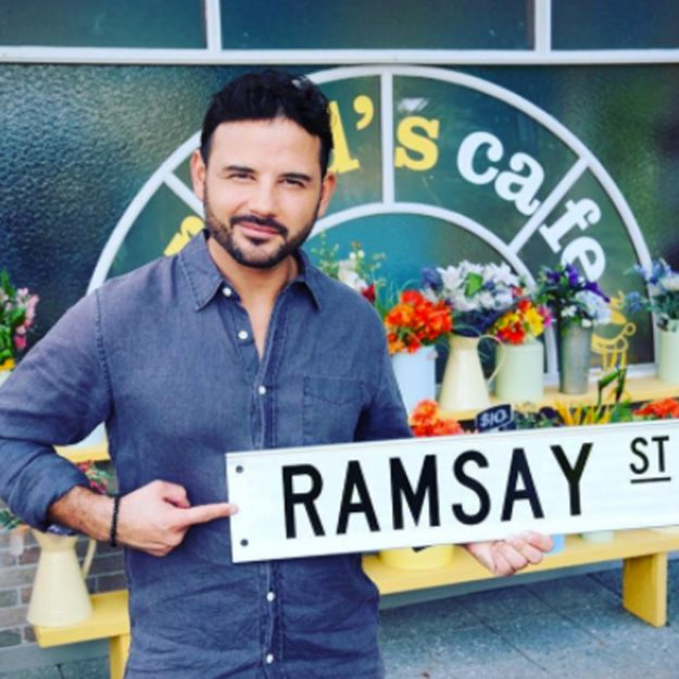 Ryan Thomas has got a part in the Australian soap Neighbours