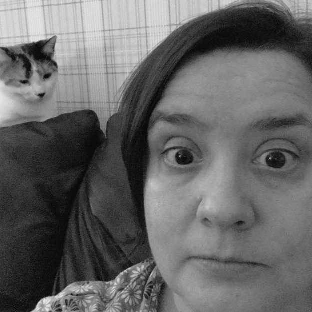 Susan Calman and her wife have cats