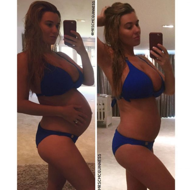 Paddy McGuinness' wife Christine flaunts AMAZING post baby ...