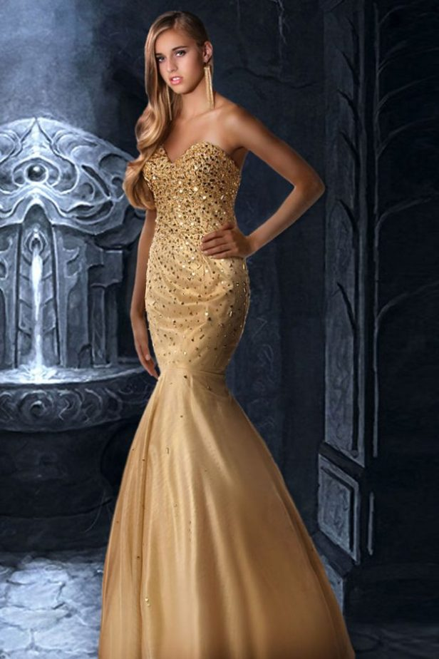 c281dc2dc4e This Belle from Beauty And The Beast dress is bound to sell out soon   Glitteratti