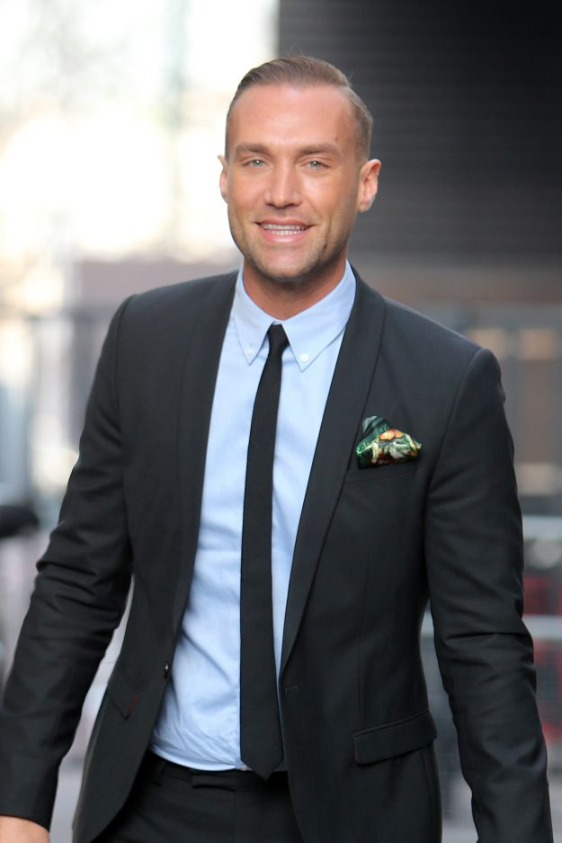 Calum Best outside ITV Studios Featuring: Calum Best Where: London, United Kingdom When: 06 Feb 2017 Credit: Rocky/WENN.com