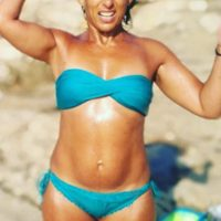 Loose Women's Saira Khan defiantly shares MORE photos of incredible bikini body after being targeted with vile death threats