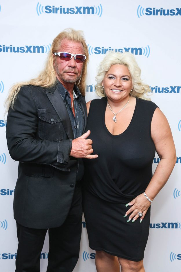 dog the bounty hunter s wife beth chapman diagnosed with