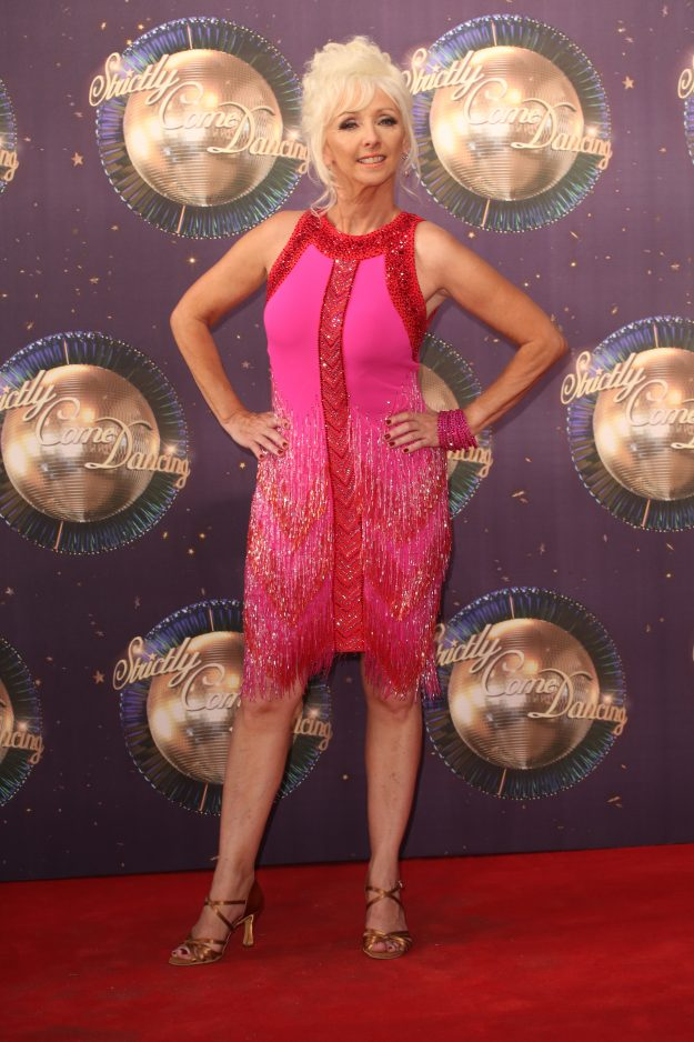 Debbie McGee has really impressed Strictly Come Dancing fans