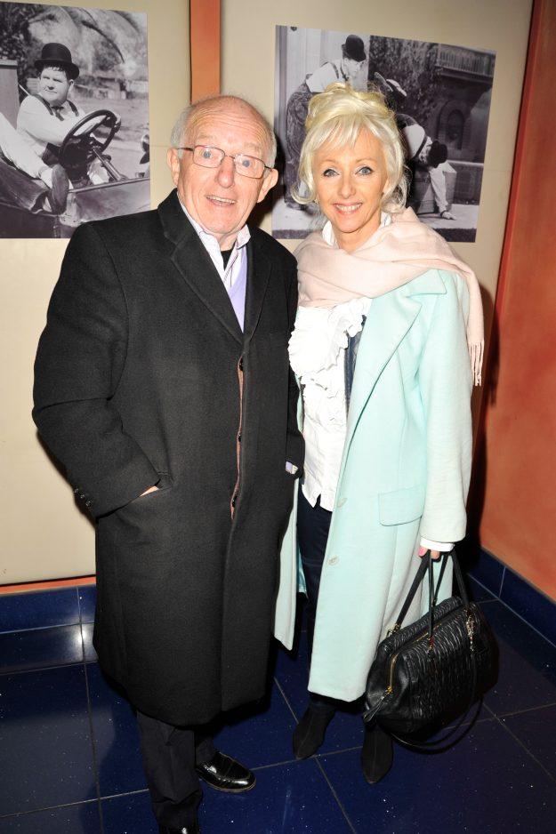 Debbie McGee's husband Paul Daniels tragically died in February 2016