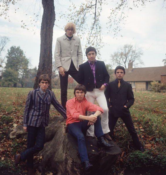The Easybeats in 1966