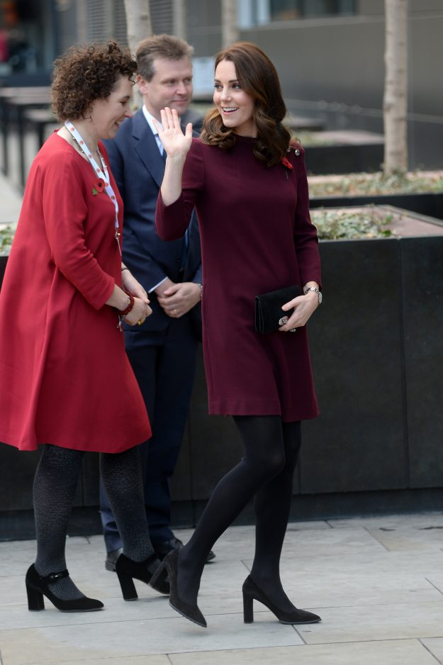 Catherine, Duchess of Cambridge attends Place2Be's School Leaders Forum