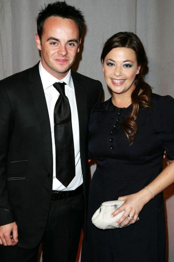 Lisa Armstrong keeps civil with husband Ant McPartlin ...