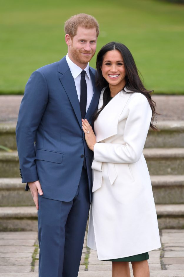 Prince Harry and Meghan Markle are marrying in May