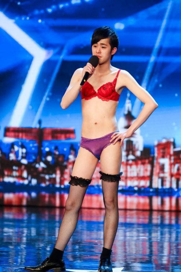 Britain's Got Talent: Japanese magician BGT audition ...