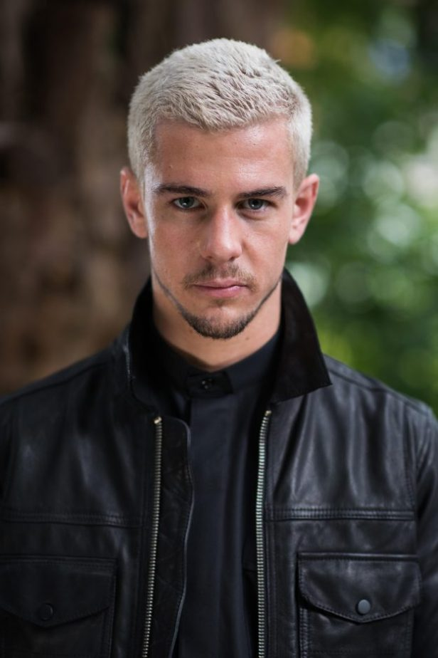 RORY DOUGLAS SPEED as Joel Dexter on Hollyoaks