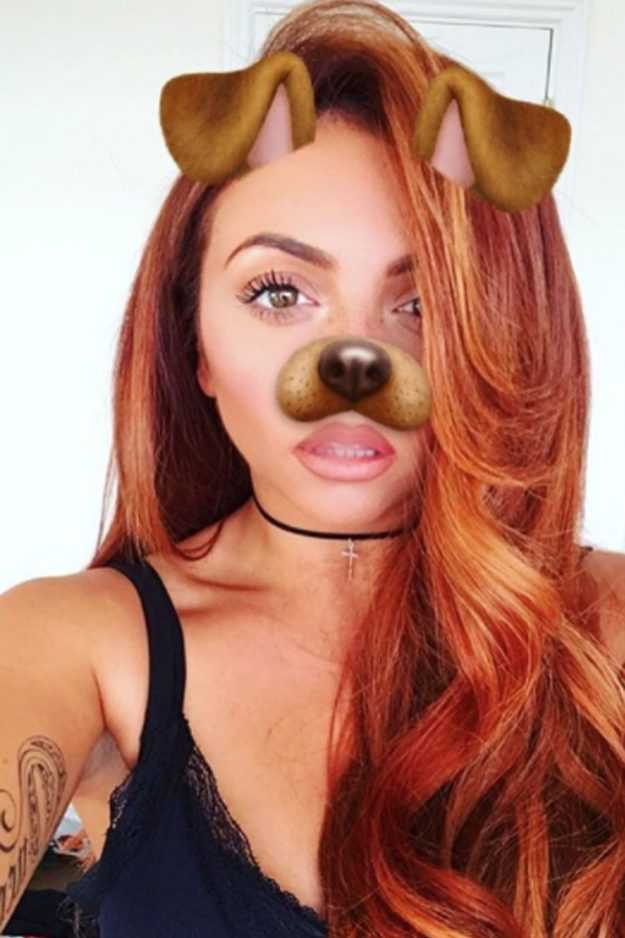 Little Mix S Jesy Nelson Debuts New Jessica Rabbit Look