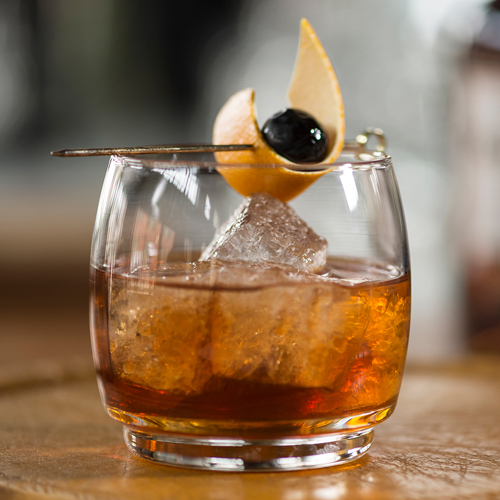 Classic Old Fashioned     Old Forester