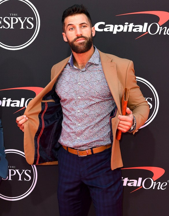Meet Paul Rabil, the Professional Lacrosse Player Who's Also Fluent in Fashion | PEOPLE.com