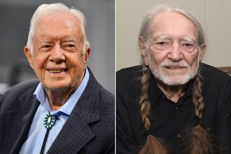 Jimmy Carter's Son, Willie Nelson Smoked Pot At White House | PEOPLE.com