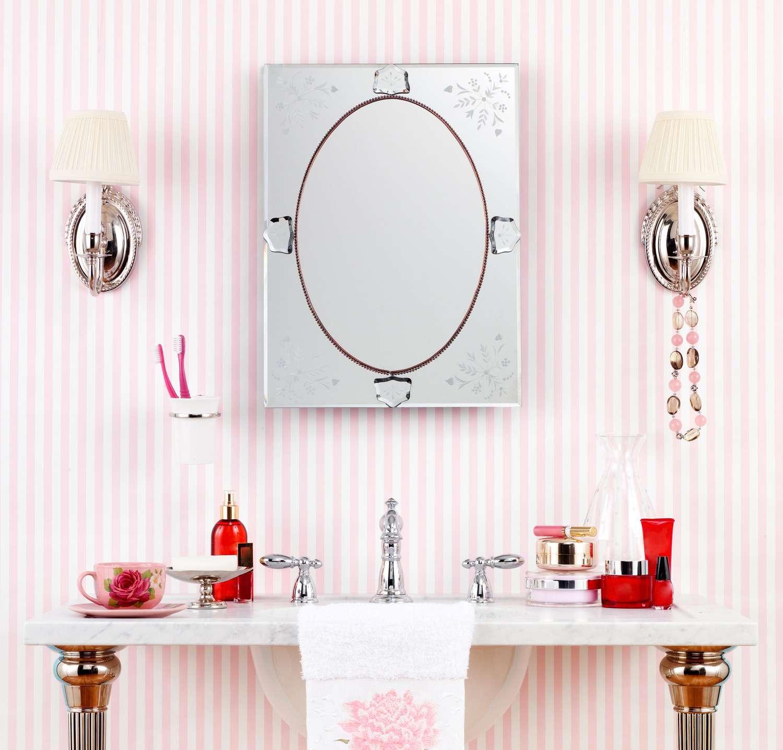 amazing bathroom backsplash ideas to beautify your bath real simple