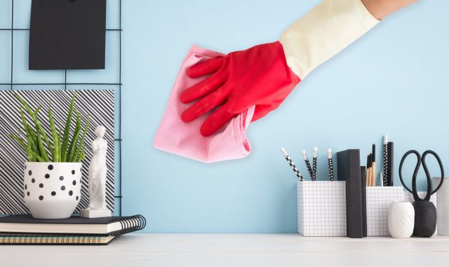 How to Clean Walls—Whether Painted, Wallpapered, or Brick  Real