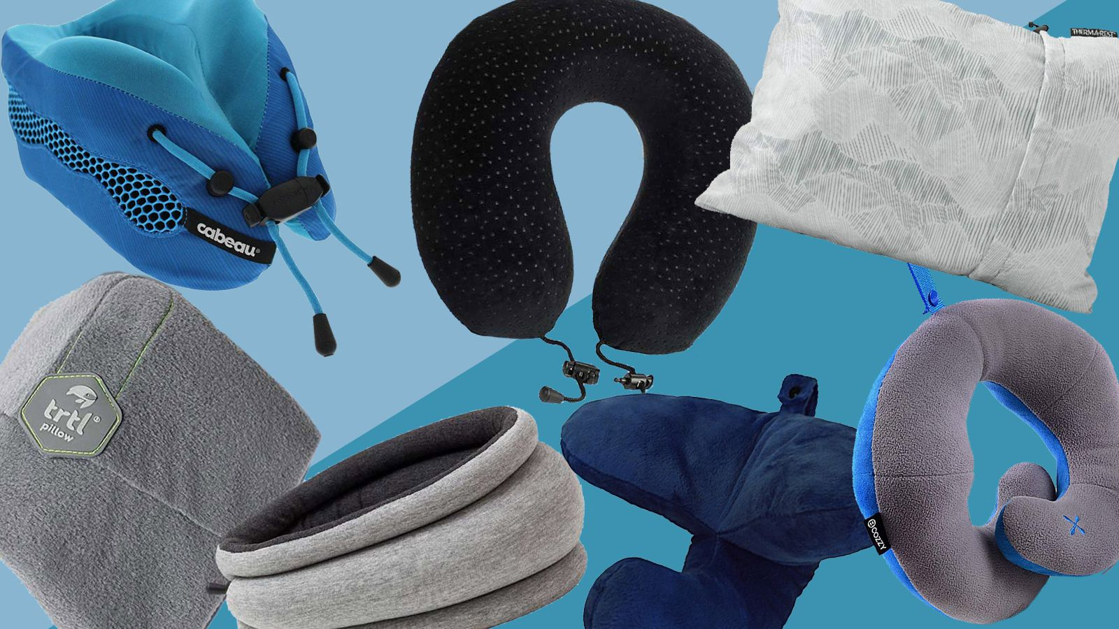 the 16 best travel pillows for 2021