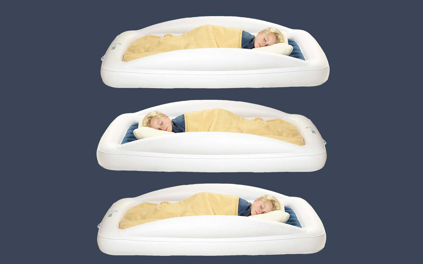 Compact Blow Up Mattress For Kids Is Necessary For Family Travel Travel Leisure