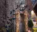 25 Of Our Best Outdoor Halloween Decorations Martha Stewart