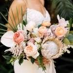 Heat Resistant Wedding Bouquets Perfect For Summer Martha Stewart