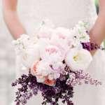 20 Wedding Bouquets And Arrangements Packed With Fresh Herbs Martha Stewart