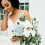 20 Hydrangea Wedding Bouquets Any Bride Would Love Martha Stewart