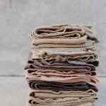 How To Organize Linen Napkins Martha Stewart