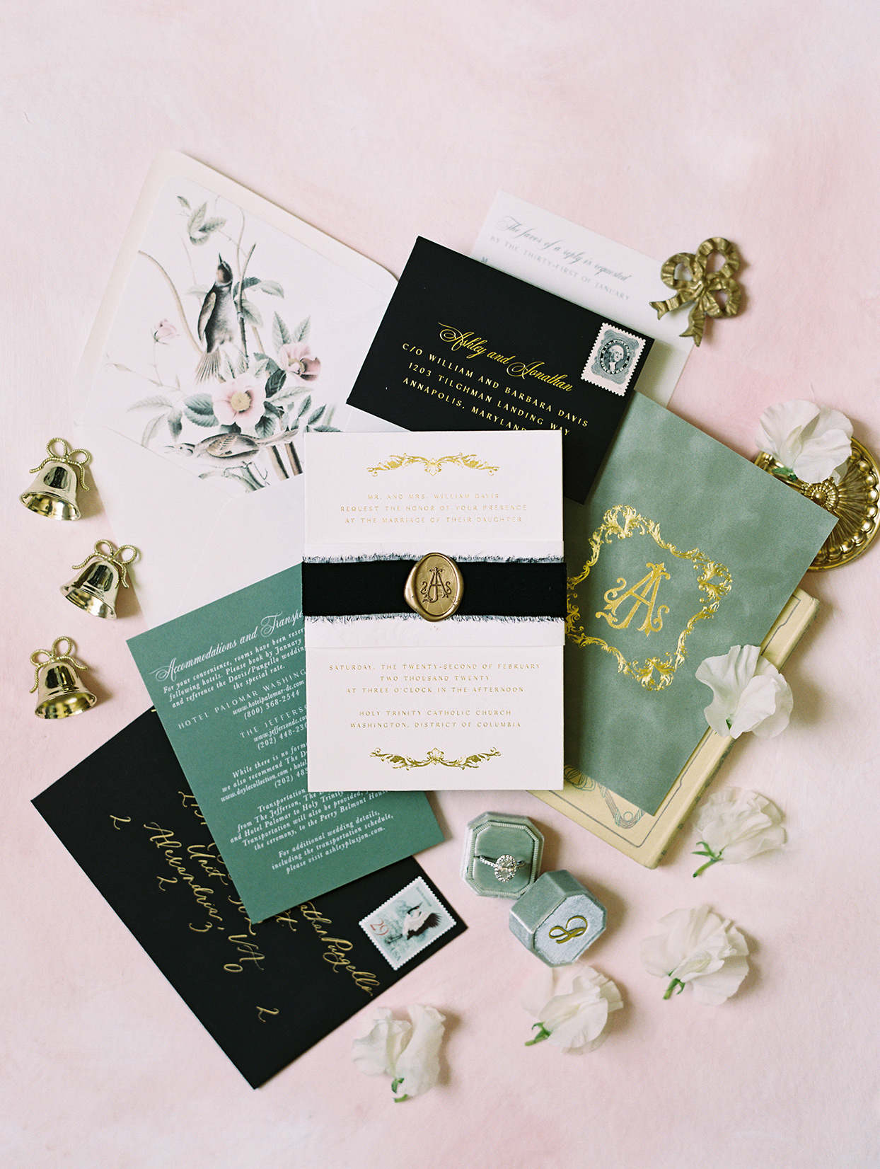 should you give wedding guests to rsvp