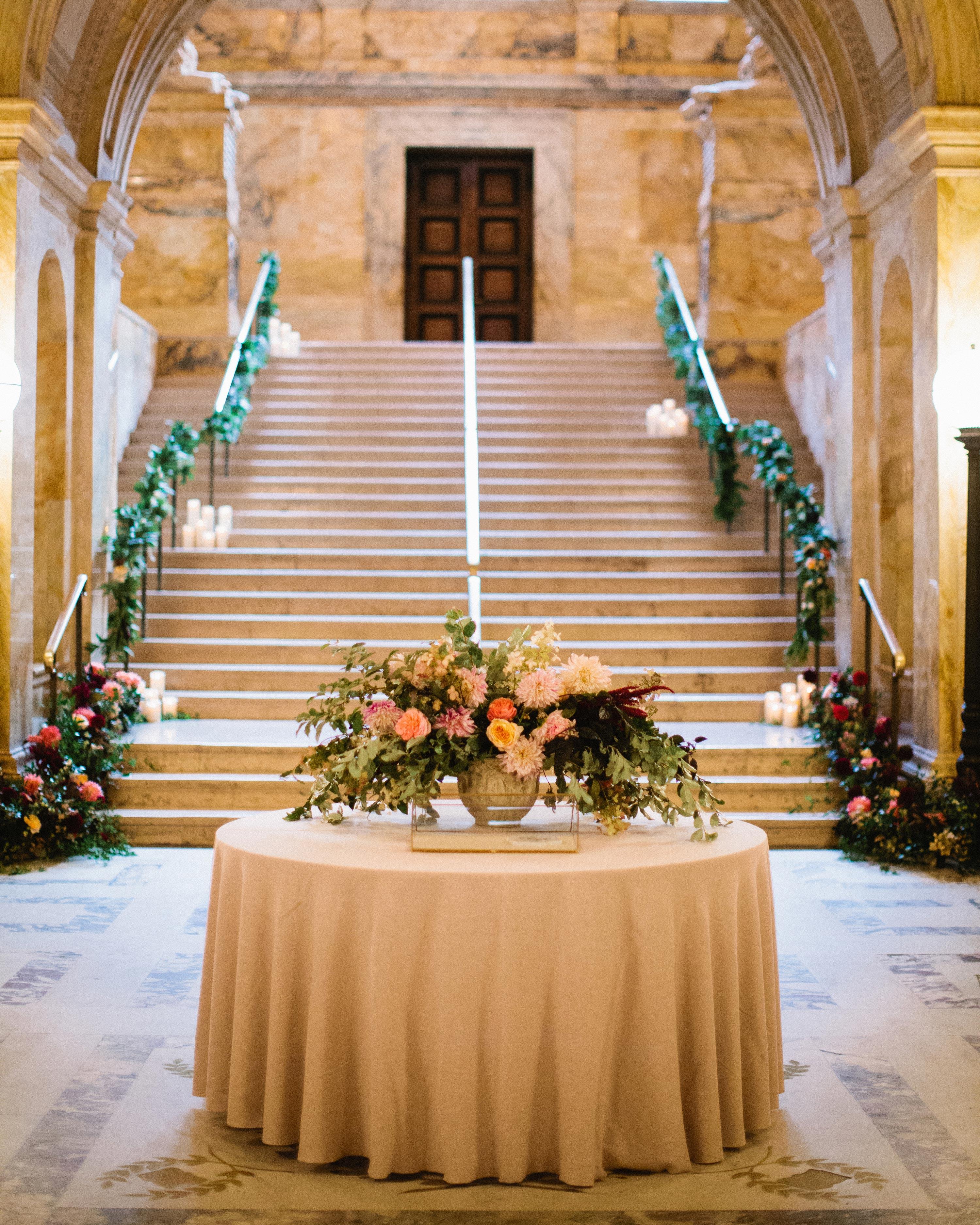 Martha Stewart Wedding Venue Checklist