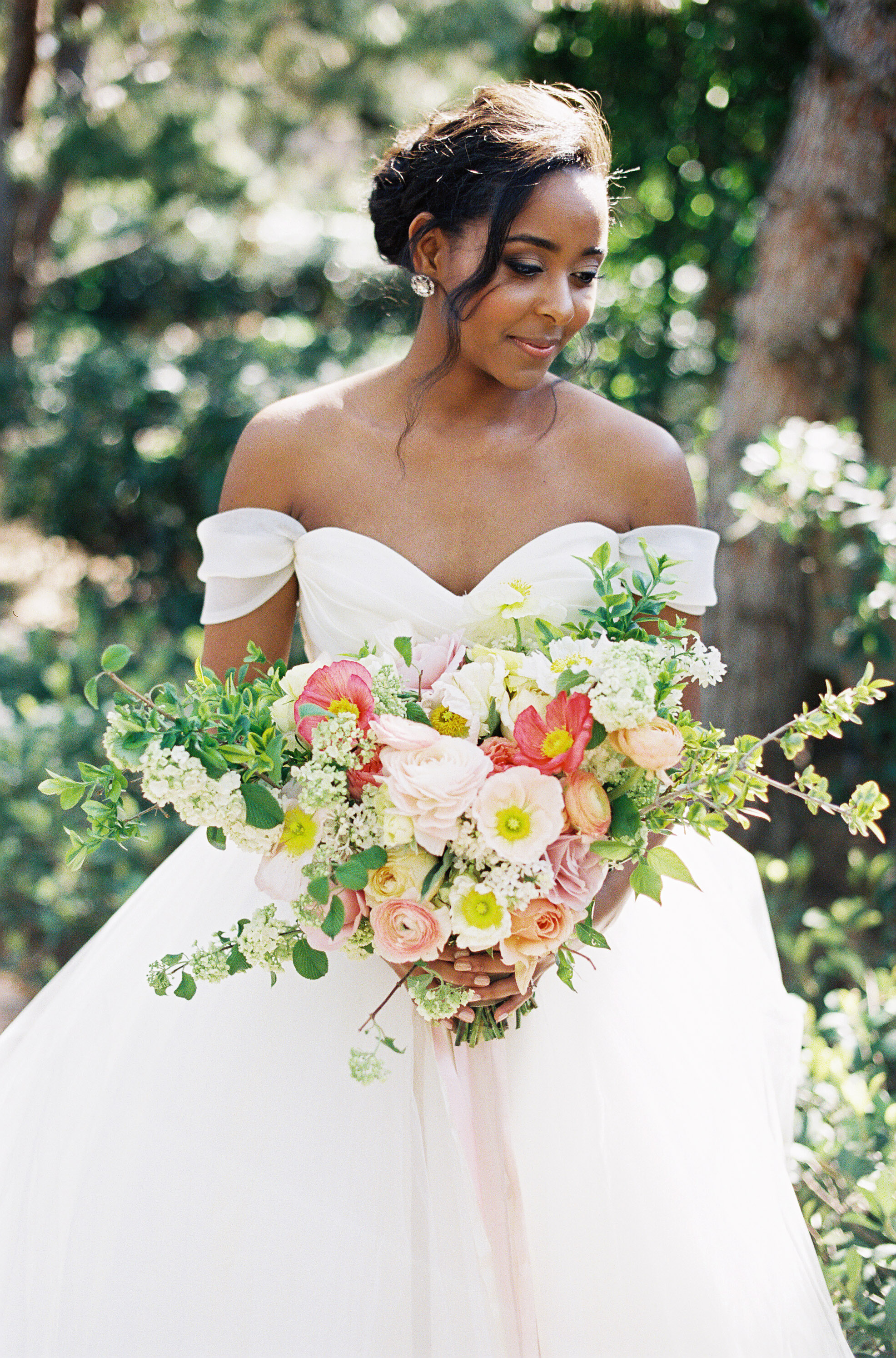 How Real Brides Wore Short Wedding Dresses