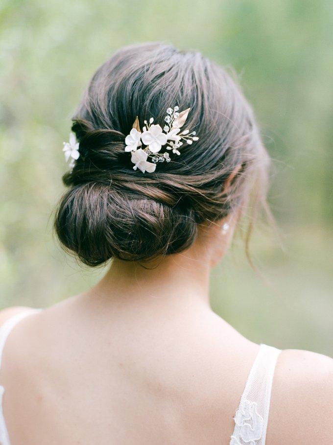 28 braided wedding hairstyles we love | martha stewart weddings