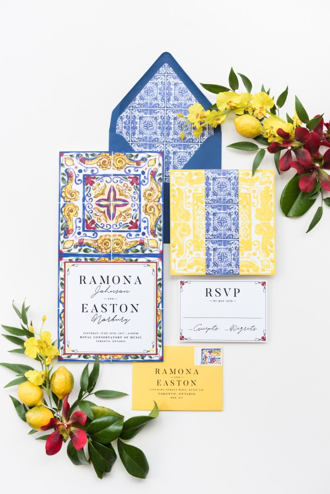 32 Destination Wedding Invitations That Celebrate Your