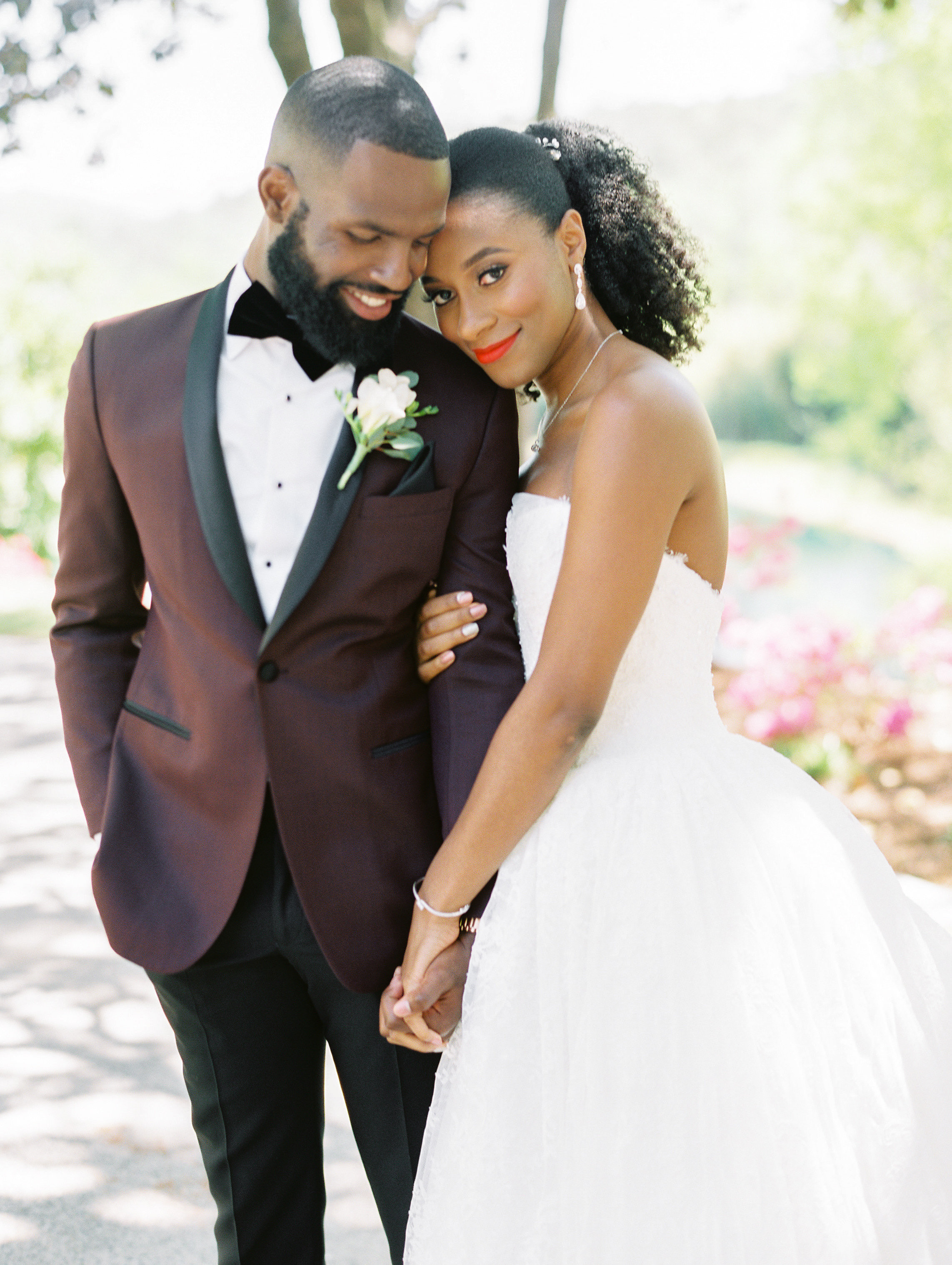 One Couple Personalized Their Elegant Southern Wedding