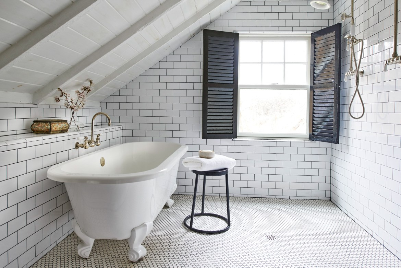 Bathroom Remodeling Trends: Subway Titles