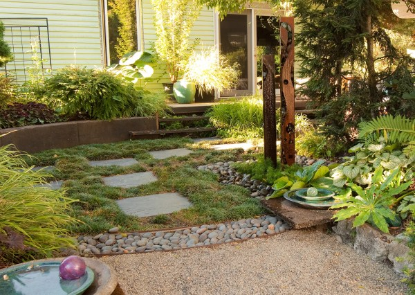 basic garden design ideas Easy Landscaping Ideas