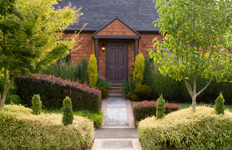 Easy Landscaping Ideas | Better Homes & Gardens on Easy Back Garden Ideas id=88085