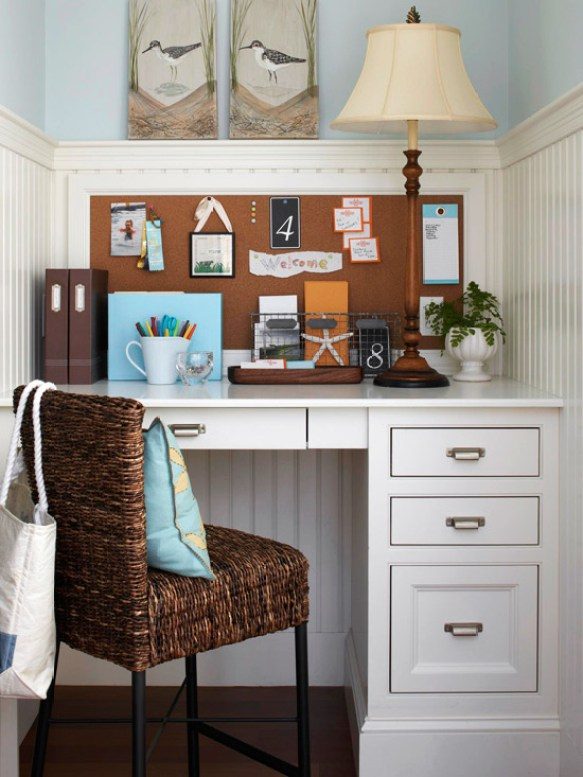 Image result for home office space nook