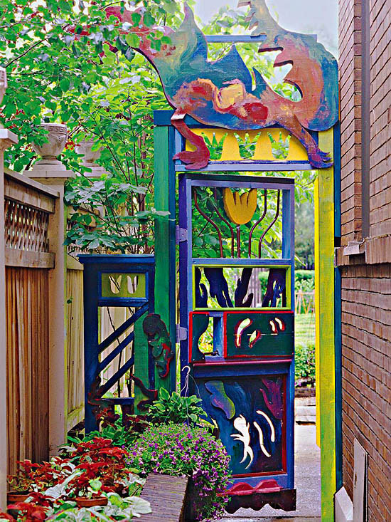 Whimsical Landscaping Design Ideas | Better Homes & Gardens on Whimsical Backyard Ideas id=92161