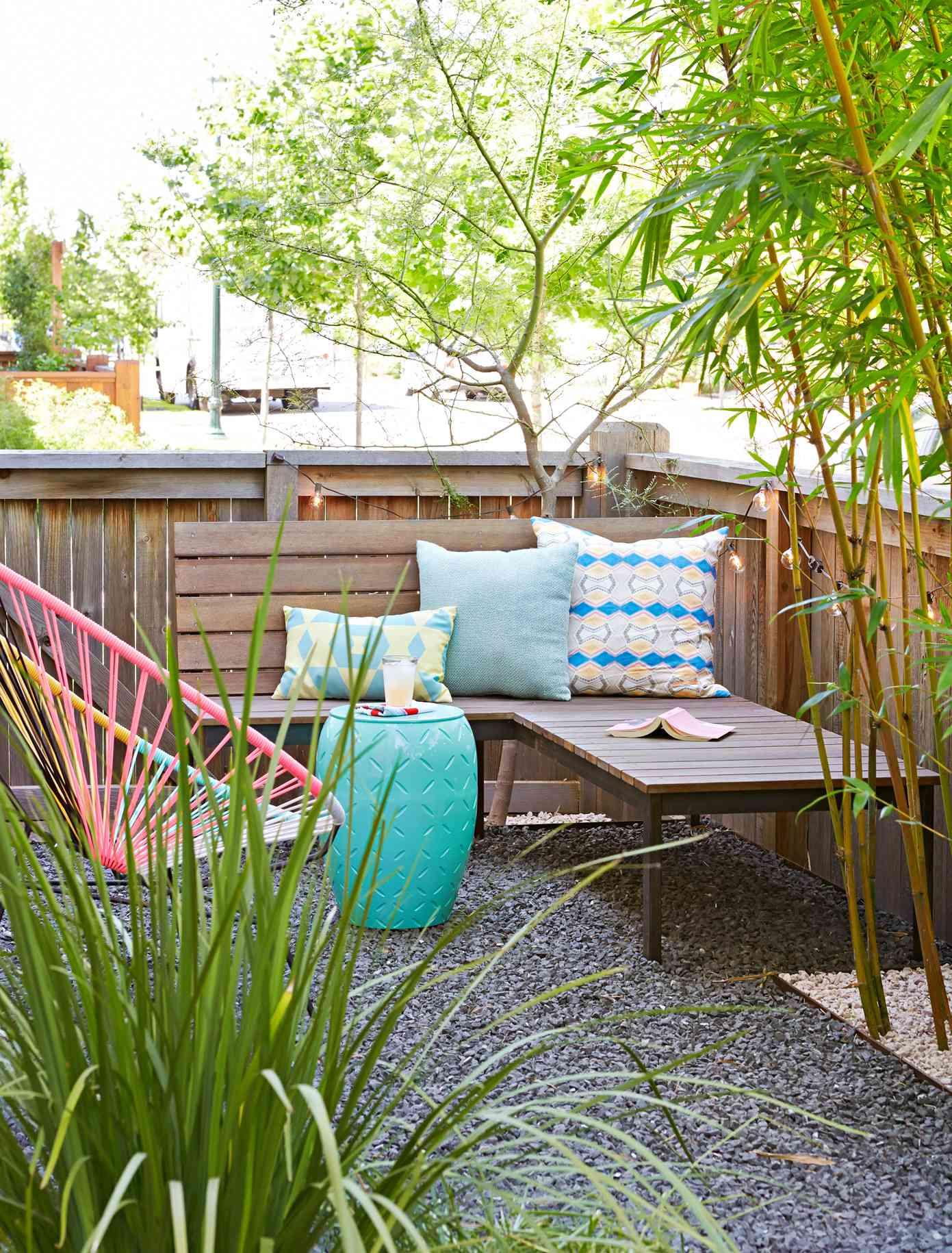 Cheap Backyard Ideas | Better Homes & Gardens on Backyard Landscaping Ideas On A Budget id=93935
