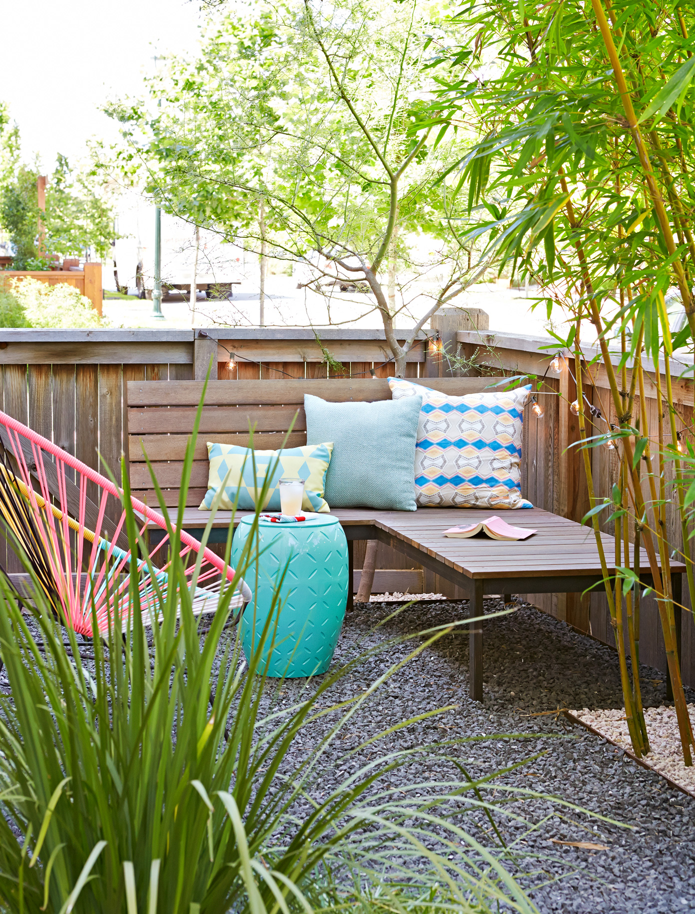Cheap Backyard Ideas | Better Homes & Gardens on Small Backyard Patio Ideas On A Budget id=37257