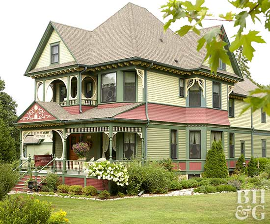 Exterior Color Combinations Done Right Better Homes