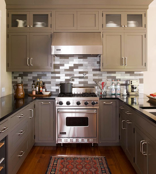 Small Kitchen Decorating Ideas | Better Homes & Gardens on Small Kitchen:jdu_Ojl7Plw= Kitchen Remodeling Ideas  id=97183