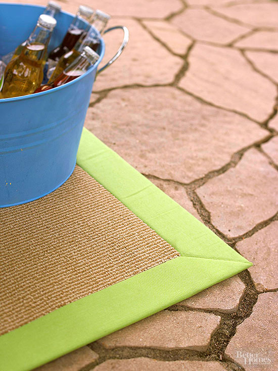 Cheap Patio Ideas | Better Homes & Gardens on Economical Patio Ideas  id=24238
