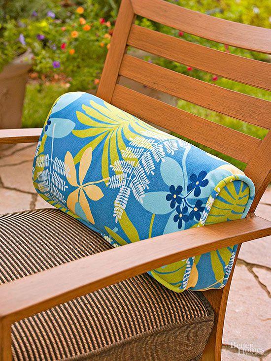 Cheap Patio Ideas | Better Homes & Gardens on Economical Patio Ideas  id=97745