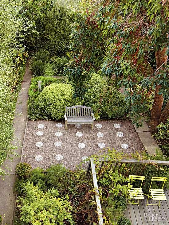 Yards With No Grass | Better Homes & Gardens on No Grass Garden Ideas  id=91559