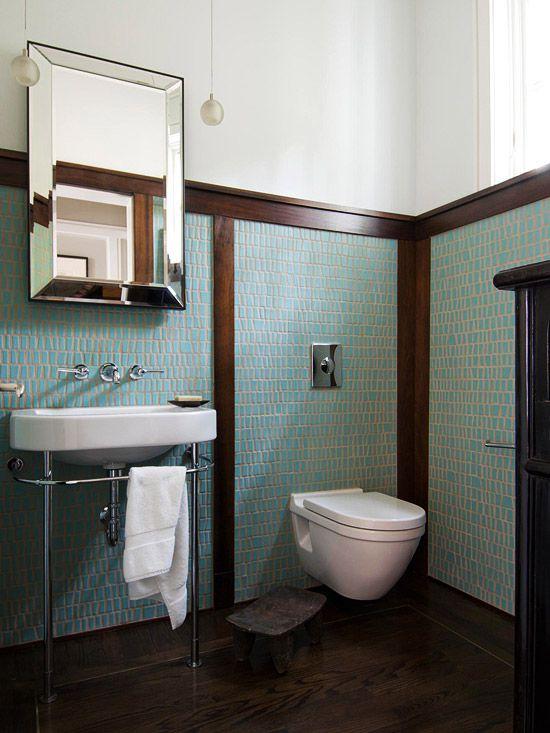 blue bathroom design ideas better homes gardens on blue paint bathroom ideas exterior id=76298