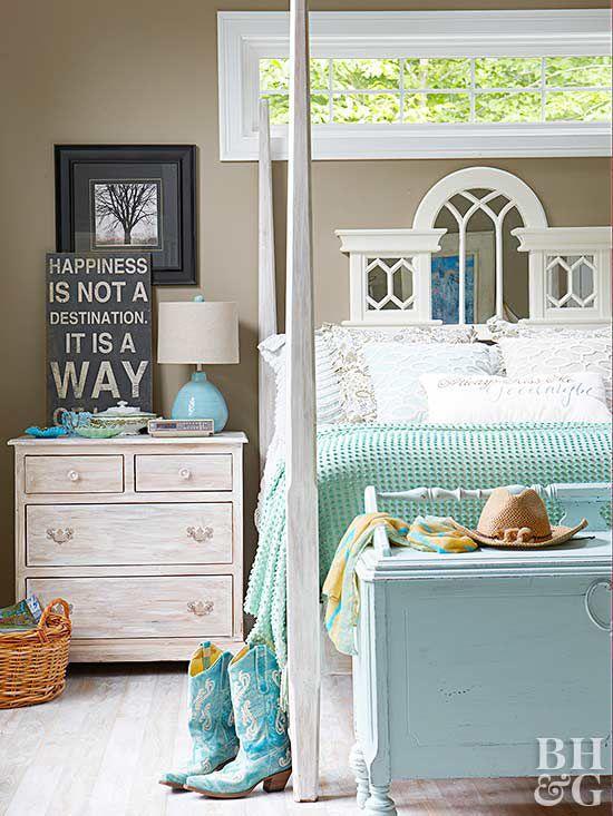 Whitewash Hardwood Floors Better Homes Gardens