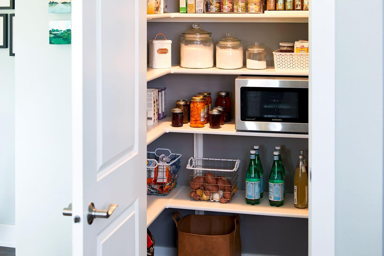 How To Build Custom Pantry Shelves
