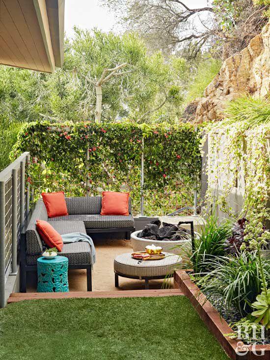 Cheap Backyard Ideas | Better Homes & Gardens on Cheap Back Garden Ideas id=22233